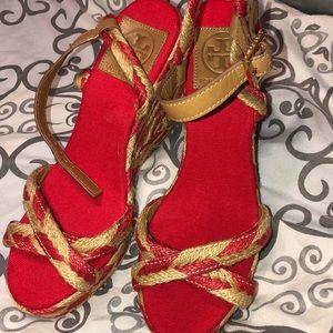 Tory Burch espadrille sandal
